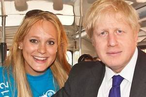 jennifer arcuri refuses to answer questions on private relationship with boris johnson