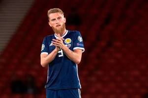scotland striker concern as oli mcburnie is forced out of squad through injury