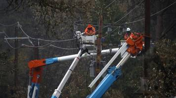 PG&E Could Shut Off Power To More Than 600,000 Customers In California
