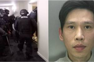 chinese mastermind pleads guilty to running huge birmingham prostitute and cannabis rackets