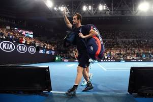 andy murray to play in australian open as tennis icon returns to grand slam action