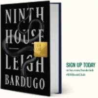 barnes & noble announces leigh bardugo's ninth house as october 2019 national book club selection