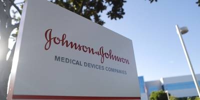 J&J slides after jury orders it to pay $8 billion in male breast-growth case (JNJ)
