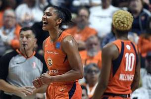 Sun force Game 5 in WNBA Finals with 90-86 win over Mystics