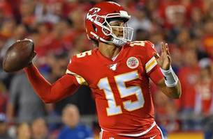 Colin Cowherd details why Patrick Mahomes shouldn't be in the same GOAT discussion with Tom Brady