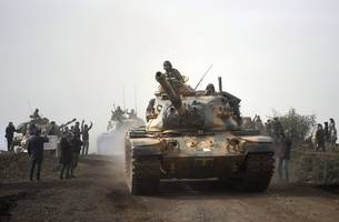 new turkish operation in syria 'may benefit russia'