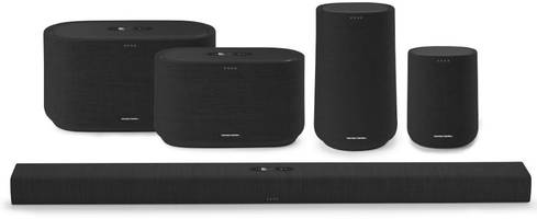 introducing harman kardon® citation series: beautifully designed, smart, configurable home audio speaker systems