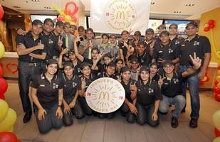 McDonald's Celebrates Founder's Day in North and East India