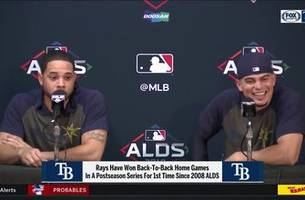ALDS Game 4: Tommy Pham, Willy Adames on forcing series back to Houston