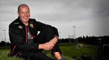eamonn burns 'a true son of down' - tributes to former player and manager