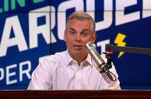 Colin Cowherd picks Week 7 college football in the Marquee 3