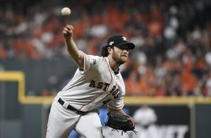 LEADING OFF: Cole, Astros host Rays in Game 5 of ALDS
