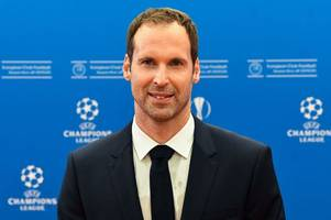 Petr Cech explains decision to become Ice Hockey goalkeeper