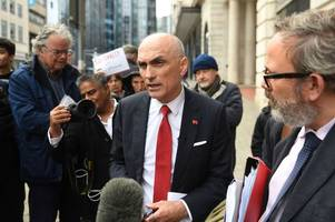 derby north mp chris williamson loses high court bid to have labour party suspension lifted