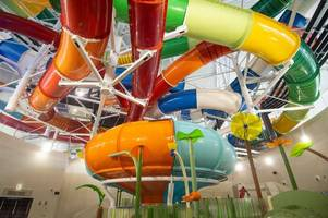 inside the amazing new water park opening later this month an hour away from nottingham