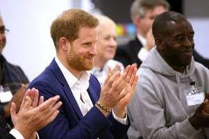 prince harry praises st ann's young performers for highlighting mental health