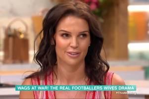 danielle lloyd's brutal 14 word takedown of rebekah vardy as spat deepens