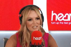 amanda holden launches extraordinary defence of rebekah vardy over coleen rooney and danielle lloyd row