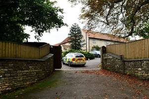 police attend rebekah vardy's mansion in lincolnshire