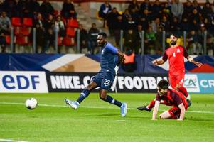 watch odsonne edouard take celtic form into france under-21 duty with sharp finish