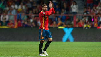 sergio ramos eyeing opportunity to represent spain at euro 2020 and olympics in same summer