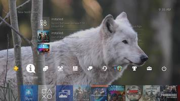how to change your ps4 background to a custom image