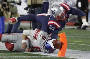 Despite losing to Patriots, New York Giants showed promise