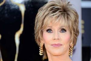 Jane Fonda Arrested at Climate Change Protest in Washington, DC