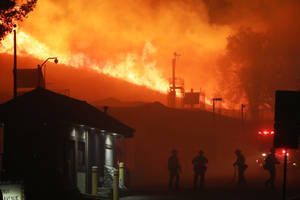 Saddleridge Fire Shuts Down Production on Several TV Series