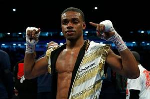 errol spence jr 'awake and responding' after horror ferrari crash