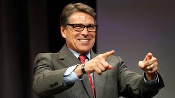 House Democrats Subpoena Energy Secretary Rick Perry For Ukraine Docs