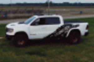 private owner builds hellcat-powered ram rebel trx before fca