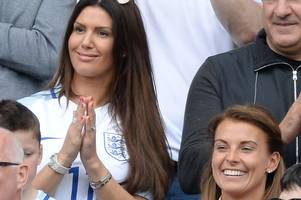 rebekah vardy compares arguing with coleen rooney to 'arguing with a pigeon'