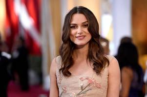 keira knightley agrees to play coleen rooney in movie adaptation of rebekah vardy row