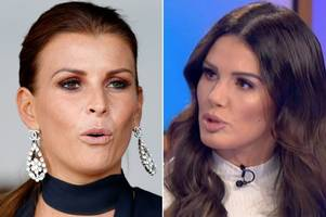 rebekah vardy cryptically hints at real reason behind coleen rooney feud - and says there's a 'vendetta'