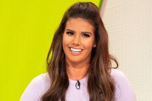 'i have been a supportive friend' - rebekah vardy says she helped coleen rooney through wayne marriage problems