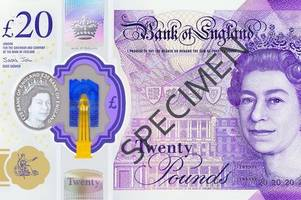 newly unveiled £20 note has strong links to plymouth, devon and cornwall