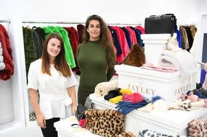 Luxury clothing store opens in North Staffordshire tomorrow (& goody bags are on offer!)