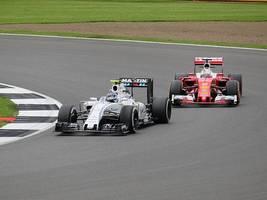 Bottas fastest in 1st practice for Japanese GP