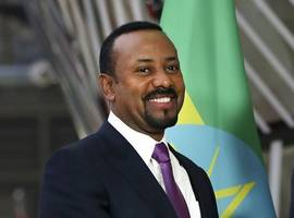 nobel peace prize awarded to ethiopian leader