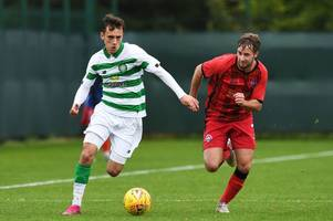 lee o'connor vows to prove to celtic boss neil lennon he is first-team material after manchester united exit