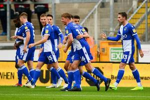 graham coughlan calls on bristol rovers to seize opportunity as players respond to half-time dig against mk dons