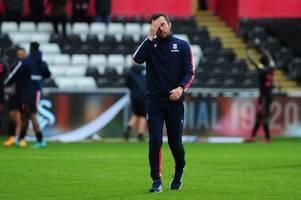 Scott Hogan reveals heated talks as Stoke City injury latest is revealed