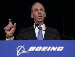 boeing strips ceo of chairman job as 737 max crisis drags on