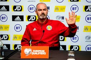 Steve Clarke sends defiant Scotland message as he reveals surprise change to starting XI for San Marino