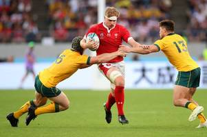 the seven wales players chosen against uruguay with realistic hopes of starting in the rugby world cup quarter-final