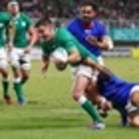 2019 Rugby World Cup: Ireland move into quarter-finals by crushing Samoa