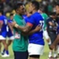 2019 Rugby World Cup: Samoa defend red-carded Ireland midfielder Bundee Aki