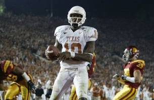 Texas legend Vince Young joins Big Noon Kickoff to break down the Red River Showdown