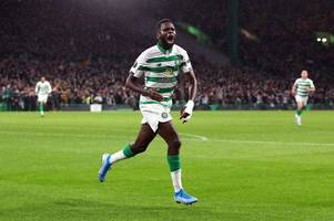 celtic boss neil lennon warned over odsonne edouard compared to rangers options